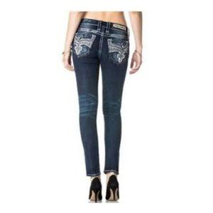 Rock Revival Jaydi Jeweled Skinny Jeans